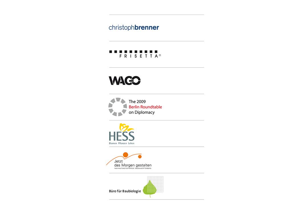 7 logos